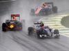 GP BRASILE, 13.11.2016 - Gara, Felipe Nasr (BRA) Sauber C34 davanti a Daniel Ricciardo (AUS) Red Bull Racing RB12