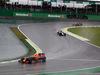 GP BRASILE, 13.11.2016 - Gara, Max Verstappen (NED) Red Bull Racing RB12 davanti a Sergio Perez (MEX) Sahara Force India F1 VJM09