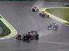 GP BRASILE, 13.11.2016 - Gara, Carlos Sainz Jr (ESP) Scuderia Toro Rosso STR11 davanti a Felipe Nasr (BRA) Sauber C34