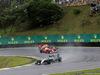 GP BRASILE, 13.11.2016 - Gara, Nico Rosberg (GER) Mercedes AMG F1 W07 Hybrid davanti a Kimi Raikkonen (FIN) Ferrari SF16-H e Max Verstappen (NED) Red Bull Racing RB12
