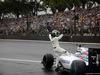 GP BRASILE, 13.11.2016 - Gara, Felipe Massa (BRA) Williams FW38 retires from the race