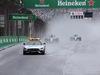 GP BRASILE, 13.11.2016 - Gara, The Safety car e Lewis Hamilton (GBR) Mercedes AMG F1 W07 Hybrid