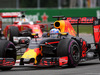 GP CANADA, 12.06.2016 - Gara, Daniel Ricciardo (AUS) Red Bull Racing RB12 e Sebastian Vettel (GER) Ferrari SF16-H