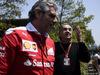 GP CINA, 17.04.2016 - Sergio Marchionne (ITA), Ferrari President e CEO of Fiat Chrysler Automobiles e Maurizio Arrivabene (ITA) Ferrari Team Principal