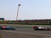 GP CINA, 17.04.2016 - Gara, Rio Haryanto (IND) Manor Racing MRT05 e Esteban Gutierrez (MEX) Haas F1 Team VF-16