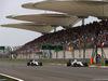 GP CINA, 17.04.2016 - Gara, Felipe Massa (BRA) Williams FW38 e Valtteri Bottas (FIN) Williams FW38