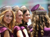 GP EUROPA, griglia girls