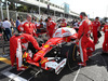 GP EUROPA, griglia: Kimi Raikkonen (FIN) Ferrari SF16-H