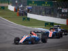 GP GERMANIA, 31.07.2016 - Gara, Pascal Wehrlein (GER) Manor Racing MRT05 e Rio Haryanto (IDN) Manor Racing MRT05