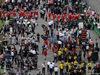 GP GERMANIA, 31.07.2016 - Gara, Start grid