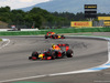 GP GERMANIA, 31.07.2016 - Gara, Max Verstappen (NED) Red Bull Racing RB12 davanti a Daniel Ricciardo (AUS) Red Bull Racing RB12