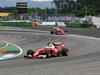 GP GERMANIA, 31.07.2016 - Gara, Sebastian Vettel (GER) Ferrari SF16-H davanti a Kimi Raikkonen (FIN) Ferrari SF16-H