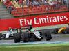 GP GERMANIA, 31.07.2016 - Gara, Nico Hulkenberg (GER) Sahara Force India F1 VJM09