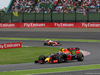 GP GIAPPONE, 09.10.2016 - Gara, Max Verstappen (NED) Red Bull Racing RB12 davanti a Sebastian Vettel (GER) Ferrari SF16-H