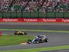 GP GIAPPONE, 09.10.2016 - Gara, Marcus Ericsson (SUE) Sauber C34 davanti a Kevin Magnussen (DEN) Renault Sport F1 Team RS16