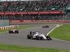 GP GIAPPONE, 09.10.2016 - Gara, Felipe Massa (BRA) Williams FW38 davanti a Esteban Gutierrez (MEX) Haas F1 Team VF-16