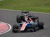 GP GIAPPONE, 09.10.2016 - Gara, Pascal Wehrlein (GER) Manor Racing MRT05 e Jenson Button (GBR)  McLaren Honda MP4-31