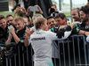 GP GIAPPONE, 09.10.2016 - Gara, Nico Rosberg (GER) Mercedes AMG F1 W07 Hybrid vincitore