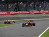 GP GIAPPONE, 09.10.2016 - Gara, Sebastian Vettel (GER) Ferrari SF16-H e Max Verstappen (NED) Red Bull Racing RB12