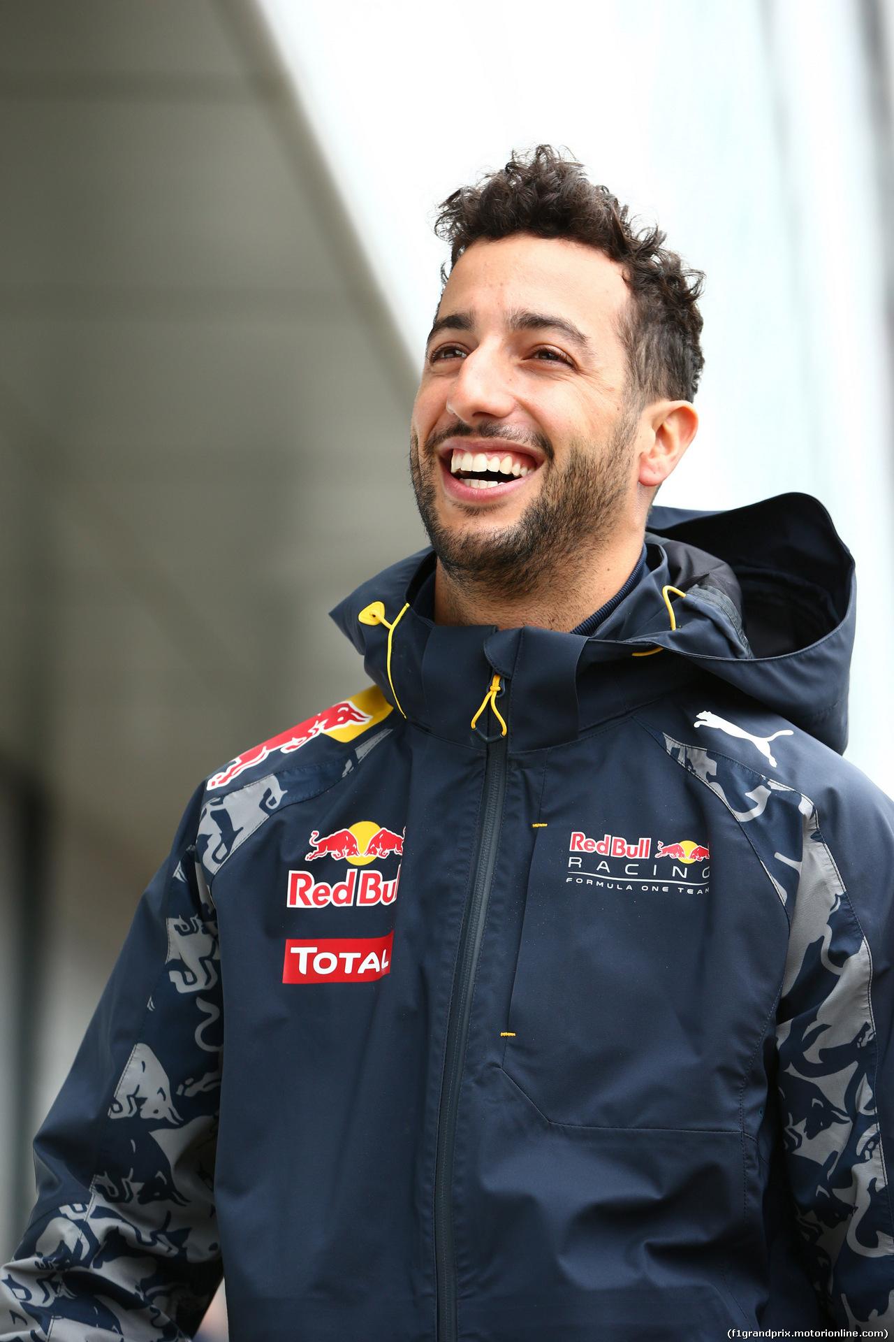 GP GRAN BRETAGNA, 10.07.2016 - Daniel Ricciardo (AUS) Red Bull Racing RB12
