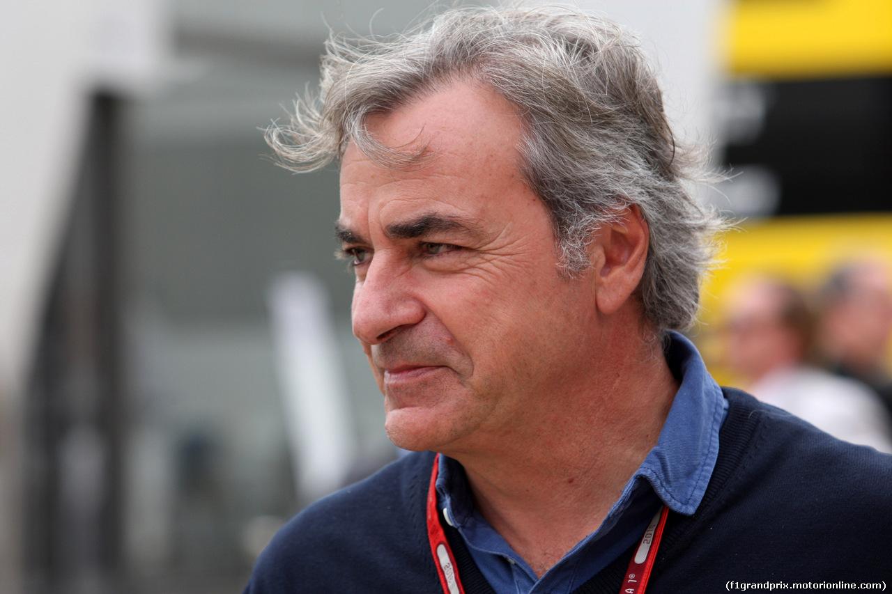 GP GRAN BRETAGNA, 10.07.2016 - Gara, Carlos Sainz Jr (ESP) Scuderia Toro Rosso STR11