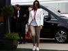 GP GRAN BRETAGNA, 10.07.2016 - Fabiana Flosi (BRA), Wife of Bernie Ecclestone