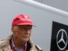 GP GRAN BRETAGNA, 10.07.2016 - Nikki Lauda (AU), Mercedes