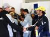 GP GRAN BRETAGNA, 10.07.2016 - Nico Hulkenberg (GER) Sahara Force India F1 VJM09 e Felipe Nasr (BRA) Sauber C34