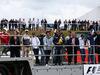 GP GRAN BRETAGNA, 10.07.2016 - Drivers parade