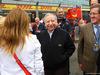 GP GRAN BRETAGNA, 10.07.2016 - Gara, Jean Todt (FRA), President FIA