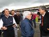 GP GRAN BRETAGNA, 10.07.2016 - Gara, Nigel Mansell e Bernie Ecclestone (GBR), President e CEO of FOM