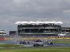 GP GRAN BRETAGNA, 10.07.2016 - Gara, The Safety car e Lewis Hamilton (GBR) Mercedes AMG F1 W07 Hybrid