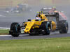 GP GRAN BRETAGNA, 10.07.2016 - Gara, Jolyon Palmer (GBR) Renault Sport F1 Team RS16
