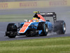 GP GRAN BRETAGNA, 10.07.2016 - Gara, Rio Haryanto (IDN) Manor Racing MRT05