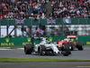 GP GRAN BRETAGNA, 10.07.2016 - Gara, Felipe Massa (BRA) Williams FW38 davanti a Sebastian Vettel (GER) Ferrari SF16-H