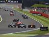GP GRAN BRETAGNA, 10.07.2016 - Gara, Nico Rosberg (GER) Mercedes AMG F1 W07 Hybrid, Lewis Hamilton (GBR) Mercedes AMG F1 W07 Hybrid e Max Verstappen (NED) Red Bull Racing RB12