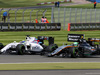 GP GRAN BRETAGNA, 10.07.2016 - Gara, Felipe Massa (BRA) Williams FW38 e Nico Hulkenberg (GER) Sahara Force India F1 VJM09