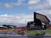 GP GRAN BRETAGNA, 10.07.2016 - Gara, The Start of the race with Safety car