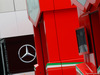 GP GRAN BRETAGNA, 07.07.2016 - Mercedes e Ferrari motorhome