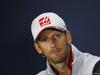 GP GRAN BRETAGNA, 07.07.2016 - Conferenza Stampa, Romain Grosjean (FRA) Haas F1 Team VF-16