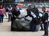 GP GRAN BRETAGNA, 09.07.2016 - Free Practice 3, The Sauber C34 of Marcus Ericsson (SUE) after Crash