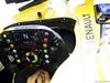GP GRAN BRETAGNA, 08.07.2016 - Free Practice 2, The steering wheel of Renault