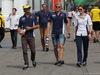 GP ITALIA, 04.09.2016 - Felipe Nasr (BRA) Sauber C34 e Marcus Ericsson (SUE) Sauber C34