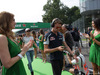 GP ITALIA, 04.09.2016 - Daniil Kvyat (RUS) Scuderia Toro Rosso STR11 at drivers parade
