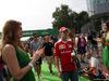 GP ITALIA, 04.09.2016 - Sebastian Vettel (GER) Ferrari SF16-H at drivers parade