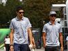 GP ITALIA, 04.09.2016 - Esteban Ocon (FRA) Manor Racing MRT05 e Pascal Wehrlein (GER) Manor Racing MRT05
