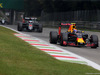 GP ITALIA, 04.09.2016 - Gara, Max Verstappen (NED) Red Bull Racing RB12 davanti a Fernando Alonso (ESP) McLaren Honda MP4-31