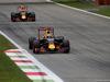 GP ITALIA, 04.09.2016 - Gara, Daniel Ricciardo (AUS) Red Bull Racing RB12 davanti a Max Verstappen (NED) Red Bull Racing RB12