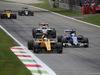 GP ITALIA, 04.09.2016 - Gara, Kevin Magnussen (DEN) Renault Sport F1 Team RS16 e Marcus Ericsson (SUE) Sauber C34