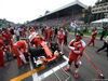GP ITALIA, 04.09.2016 - Gara, Kimi Raikkonen (FIN) Ferrari SF16-H